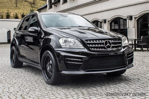 Beautiful Mercedes Ml About Mercedes Benz Ml W Tuning