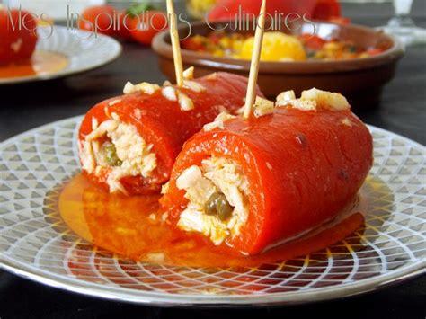 que cuisiner avec des poivrons roulés de poivron au thon le cuisine de samar