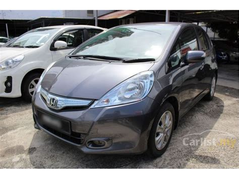 Honda Jazz 2013 Hybrid 1.3 In Penang Automatic Hatchback