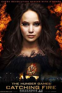 Catching Fire Fan Made Poster by kim-beurre-lait on DeviantArt