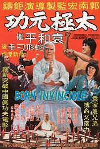 Born Invincible Poster