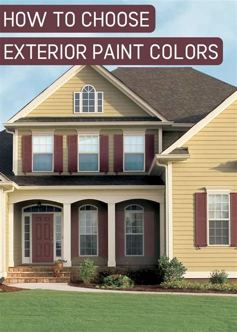 behr exterior paint selector exterior colors how to