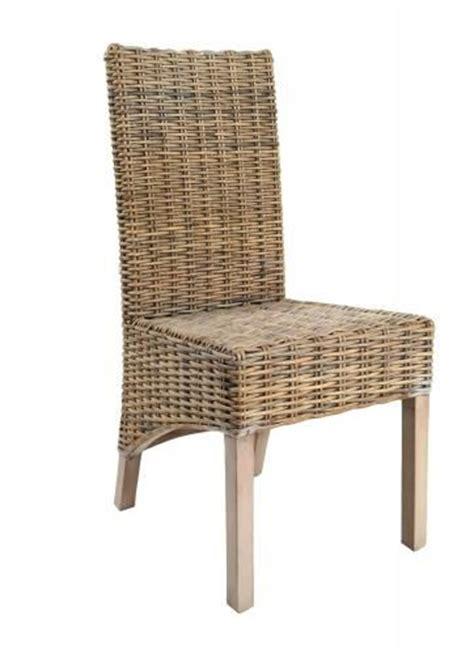 chaise en kubu tressé chaise kubu tressé bali