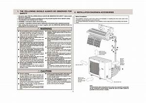 Mitsubishi Mxz 4a80va Air Conditioner Installation Manual