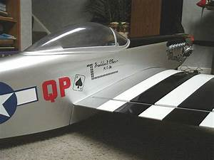 Hangar 9 P 51 Mustang PTS