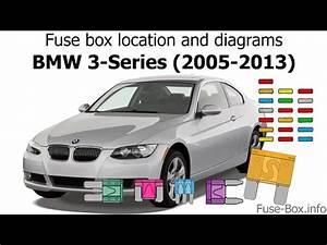 Bmw E92 M3 Fuse Box Diagram