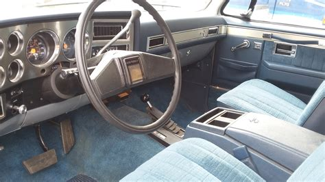 k5 blazer interior 1983 k5 blazer blazer forum chevy blazer forums
