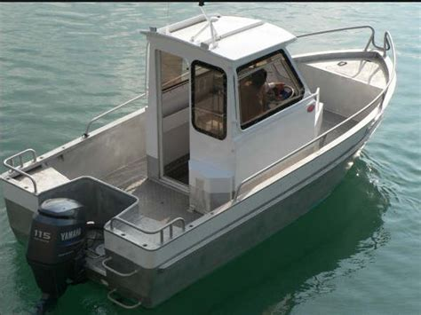 Small Metal Fishing Boats For Sale 20ft small aluminum commercial fishing boat for sale
