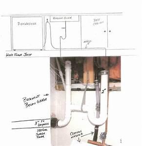 Dishwasher Tie In  See Diagram Photo