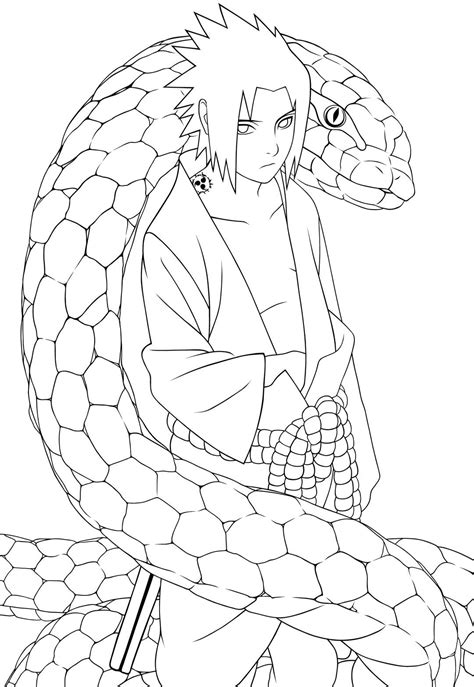 printable naruto coloring pages coloring home