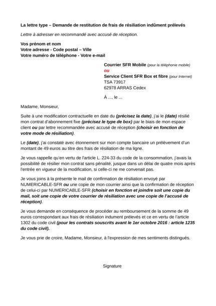 modele lettre resiliation mutuelle suite deces lettre type r 233 siliation contrat exemple lettre de pr 233 avis