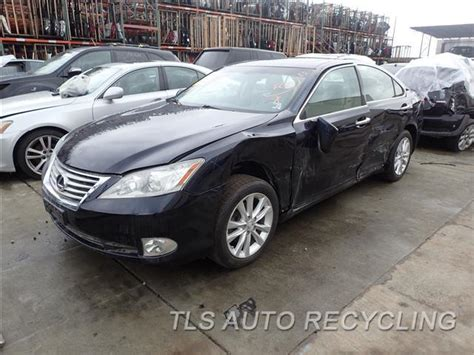 Parting Out 2010 Lexus Es 350