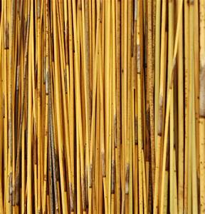 """African Thatch Reed Panels 31"""" x 18"""" (6 Pack)"""