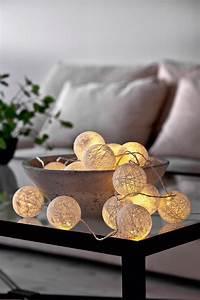 Guirlande Boule Lumineuse : guirlande lumineuse exterieur deco accueil design et mobilier ~ Teatrodelosmanantiales.com Idées de Décoration