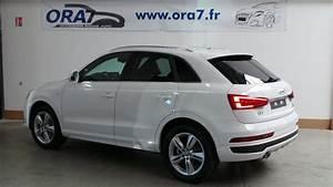Audi Q3 Noir : audi q3 2 0 tdi 184 s line quattro s tronic occasion lyon neuville sur sa ne rh ne ora7 ~ Gottalentnigeria.com Avis de Voitures