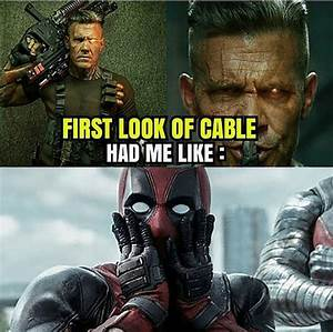 27 Funniest Deadpool And Cable Memes That Will Have You Roll