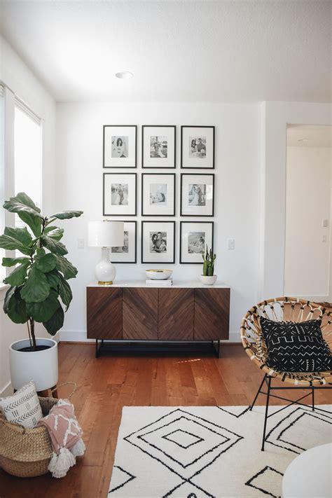living room reveal  article diy living room decor