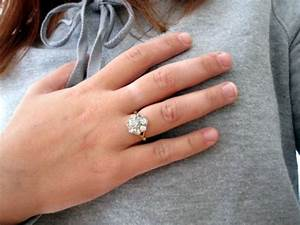in europe engagement ring is worn on the right hand news With wedding ring on right hand divorce