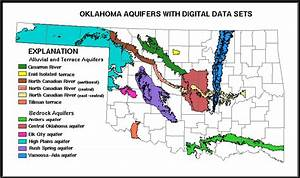 It Survey Questions For Employees Oklahoma Aquifers With Digital Data Sets