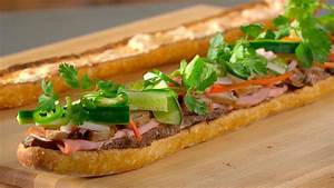 Banh Mi Sandwich Recipe Martha Stewart