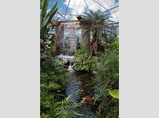 Rainy Day Visit An Indoor Water Feature And Pond Design