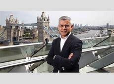 The Mayor of London, Sadiq Khan GFEST Gaywise FESTival