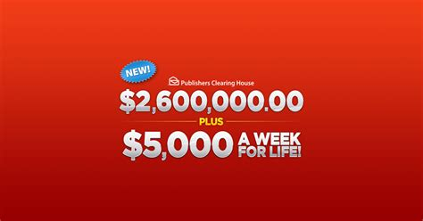 publishers clearing house sweepstakes  winzily