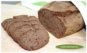 Brot Backen Glutenfrei : brot backen ohne gluten rezept ~ Frokenaadalensverden.com Haus und Dekorationen