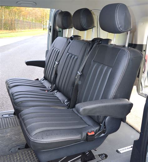 mercedes benz vito  tailored van seat covers