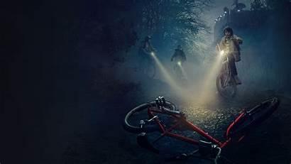 Stranger Things Netflix Tv Bicycle Desktop Wallpapers