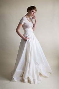 Say Yes to the Skirt 15 Beautiful Two-Piece Wedding Dresses