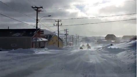 chambre commerce canada tempête de neige prudence sur les routes portail