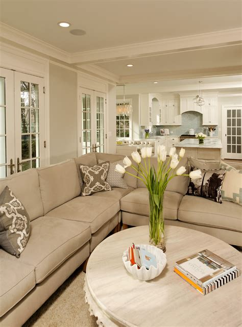 Awesome Living Spaces Sectionals To Be Astonished By