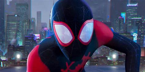 Miles Morales Is Free-Falling In Dazzling New Spider-Man ...