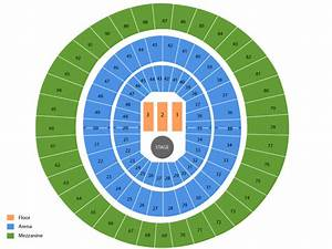 Frank Erwin Events Center Seating Chart And Tickets