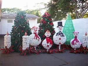 DECORAZIONI NATALE IN GIARDINO FAI DA TE Natale Pinterest Tes, Fai da te and Natale
