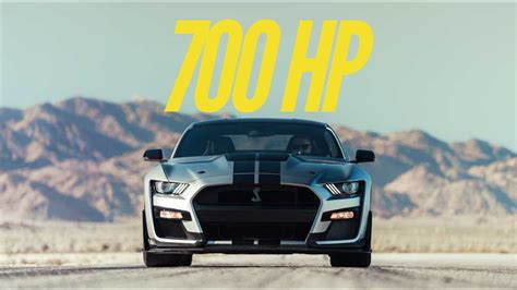 New Mustang 700 Hp by New Ford Mustang Shelby Gt 500 700 Hp