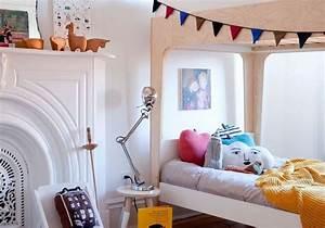 Lit Bébé Petit Espace : comment am nager une petite chambre d enfant nos conseils pour d corer une petite chambre d ~ Melissatoandfro.com Idées de Décoration