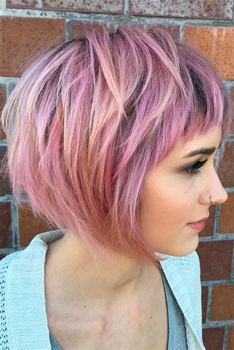 22 adorable short layered haircuts for the summer fun