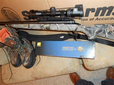 Savage Mod 220 20 Garifled Barrel Slug Gun Ws For Sale