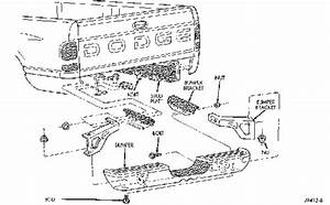 Need A Diagram For Rear Bumper Removal For A 1997 Dodge Ram 1500