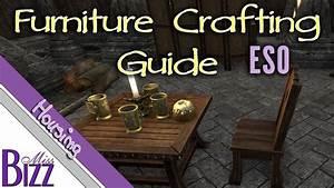 Furniture crafting guide eso elder scrolls online for Homestead furniture eso