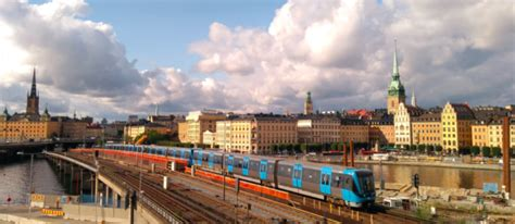 Sweden to launch overnight train to Germany, Belgium