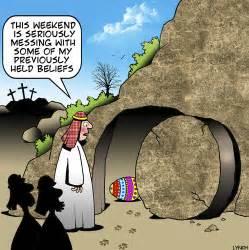 Jesus Resurrection Funny Cartoons