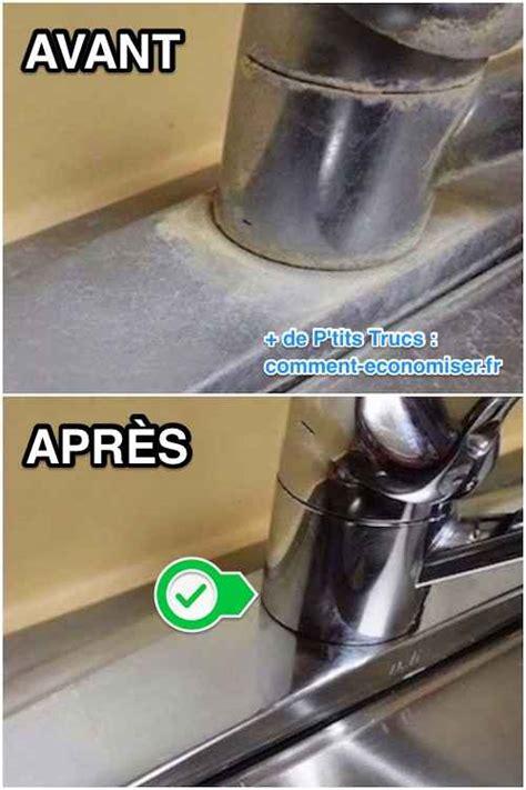 comment nettoyer l inox sans trace comment faire dispara 238 tre les taches de calcaire sur l inox avec du vinaigre blanc