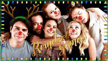 Riverdale Happy Games Event Oc Reindeer Holidays
