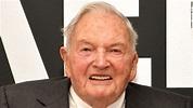 David Rockefeller, banker and philanthropist, dies at 101