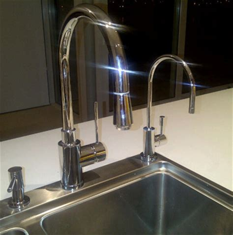 kitchen faucet filter the about bottled water