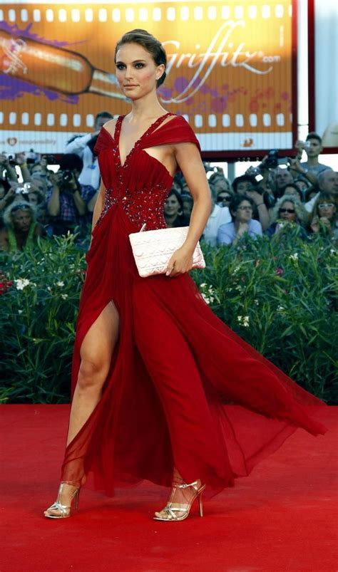 Natalie Portman Glamour Icons