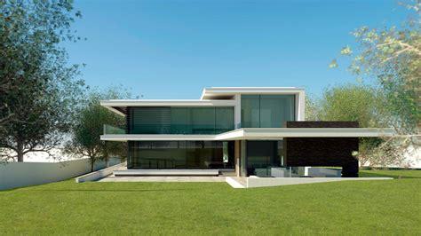 Villa In Rhenen Nl by Bos Villa Rhenen Motus Architects